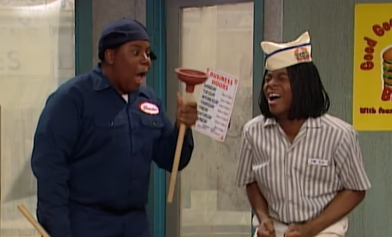 Kenan Thompson to Help Reboot All That with Nickelodeon