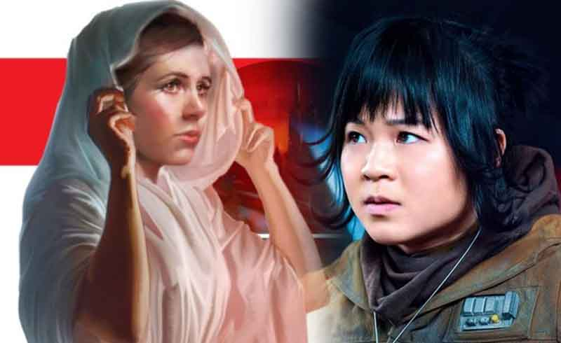 Rumor: Lucasfilm Working on More Spinoffs Focused on Characters Like Rose Tico, Phasma, and Young Leia