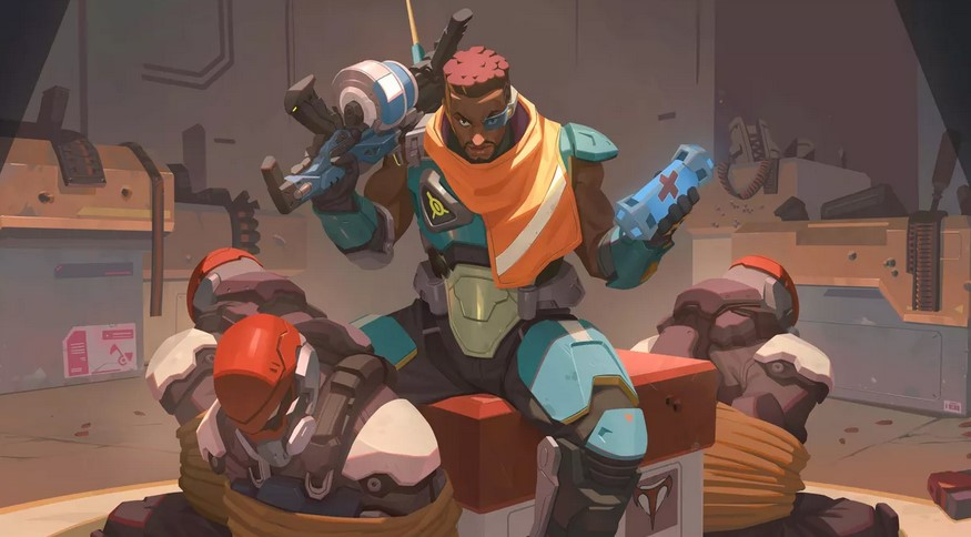 Overwatch Origin Trailer Reveals Hero #30: Baptiste
