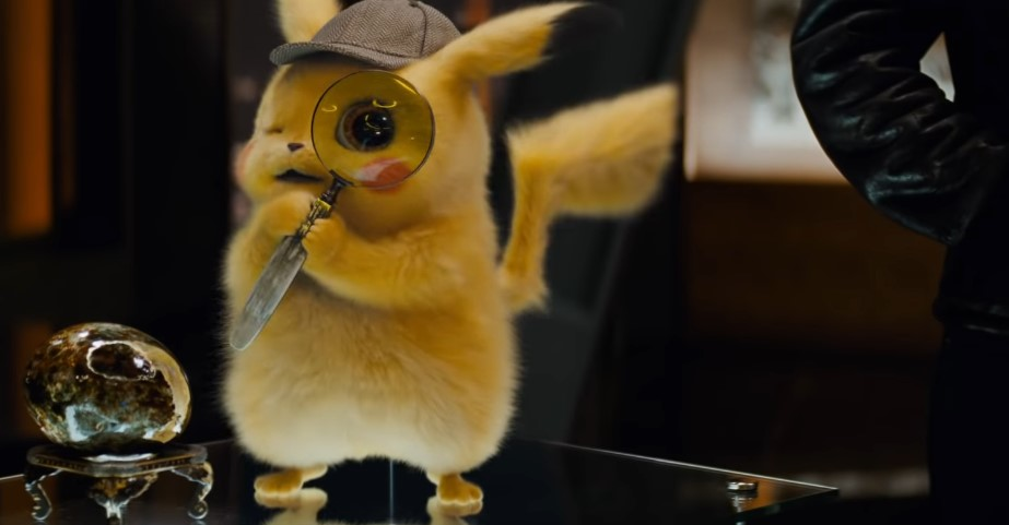 New Trailer for Detective Pikachu Features a Lot of New Pokemon