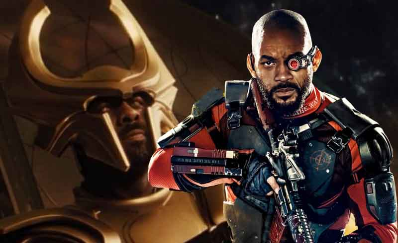 The Suicide Squad: Idris Elba is NOT Playing Deadshot, Original Cast Members Return