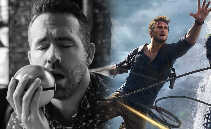 Ryan Reynolds was Almost Nathan Drake in the Original Uncharted Film