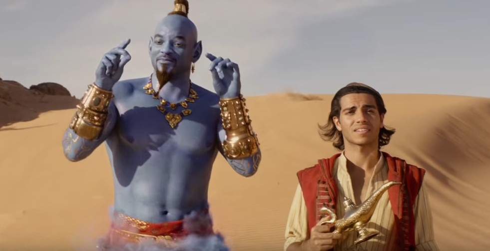Aladdin Live Action Review