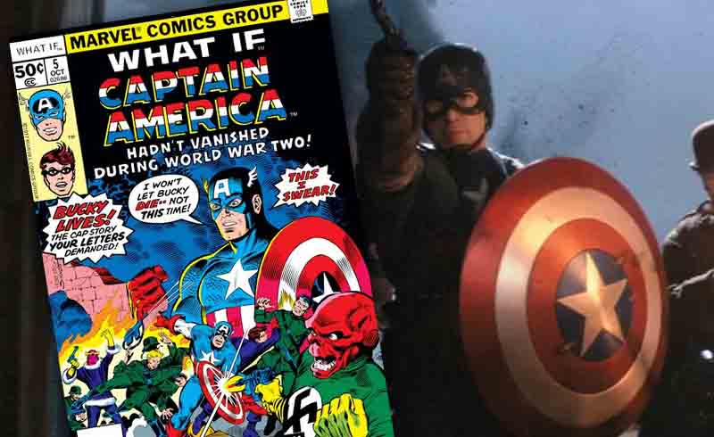 Marvel Studios Reportedly Developing 'What If?' Series For Disney Plus