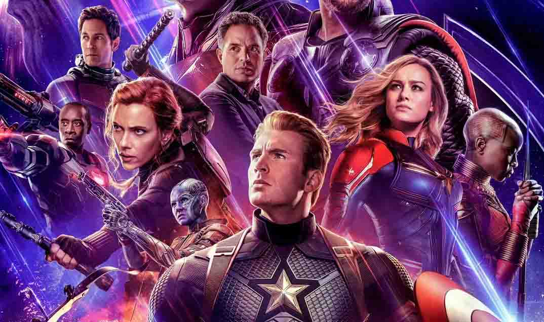 Avengers: Endgame Tops Fandango's List Of Pre-Sale Films In Its First Six Hours