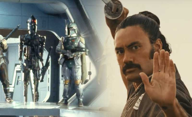 Is Taika Waititi Voicing IG-88 in Star Wars: The Mandalorian?