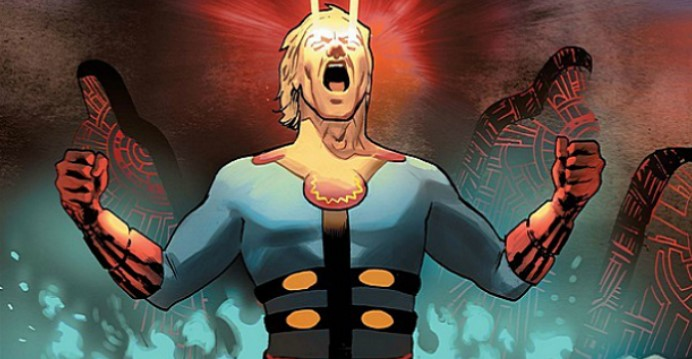 Marvel's Eternals Gets Official Character Description and Synopsis