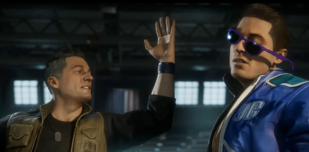 Past Meets Present in New Trailer for Mortal Kombat 11