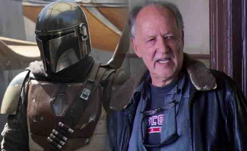 Werner Herzog Reveals He's Playing a Villain in Star Wars: The Mandalorian