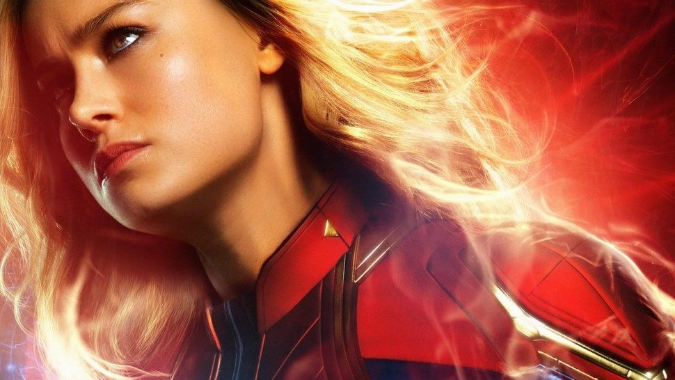 Captain Marvel Review: The Cat's Out Of The Bag