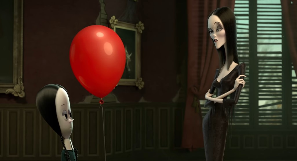 Charlize Theron and Oscar Isaac Star in New Trailer for The Addams Family
