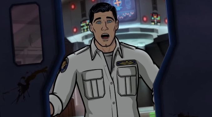 Archer: 1999 Trailer Brings Archer and the Gang Into the World of Sci-Fi