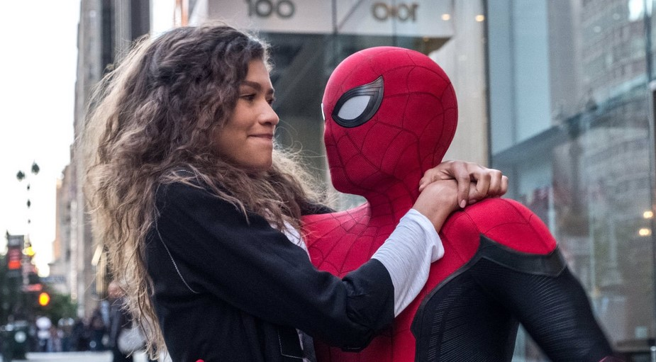 This is Tom Holland and Zendaya's Hilarious Response to Spidey Staying in the MCU