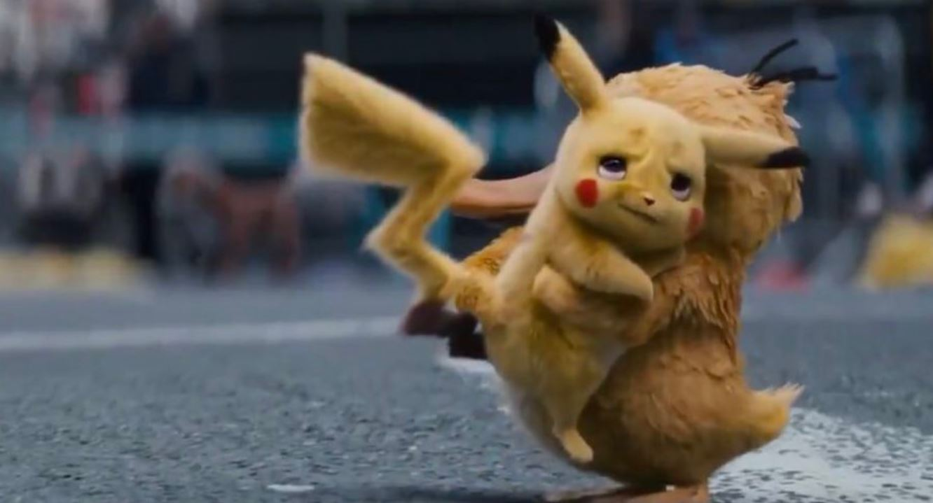 Detective Pikachu Releases Emotional 'Wonderful World' Trailer