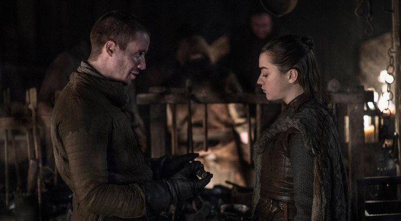 Game of Thrones: Maisie Williams Responds to Hate Over Arya's Sex Scene