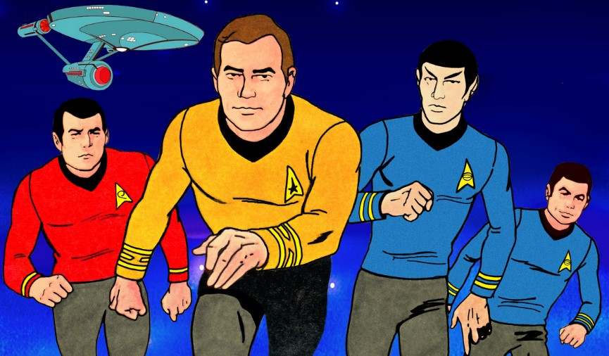 Animated Star Trek Series Coming to Nickelodeon