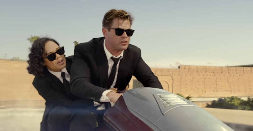 Sony Releases 2 New Trailers for Men in Black: International