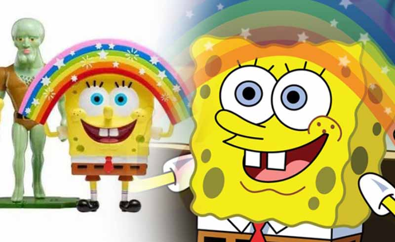 Spongebob Squarepants Memes are Getting Official Toys from Nickelodeon