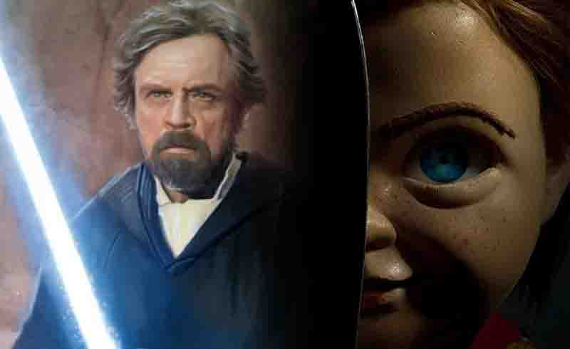 Mark Hamill is Voicing Chucky in the Child's Play Reboot