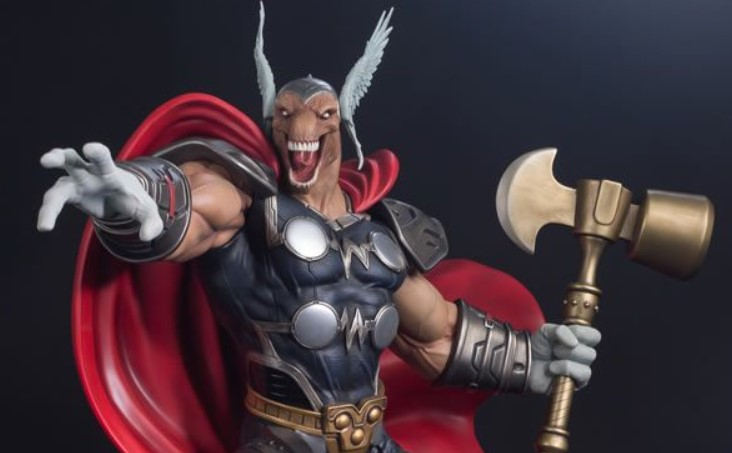 RUMOR: Guardians of the Galaxy Vol. 3 will Introduce Beta Ray Bill