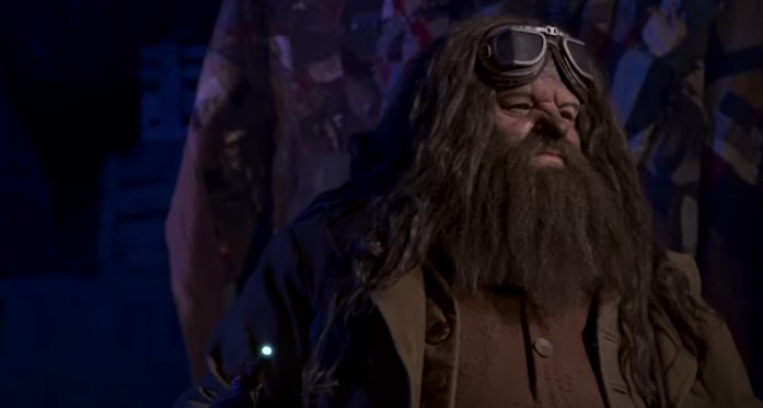 Check Out Universal Orlando's Animatronic Hagrid