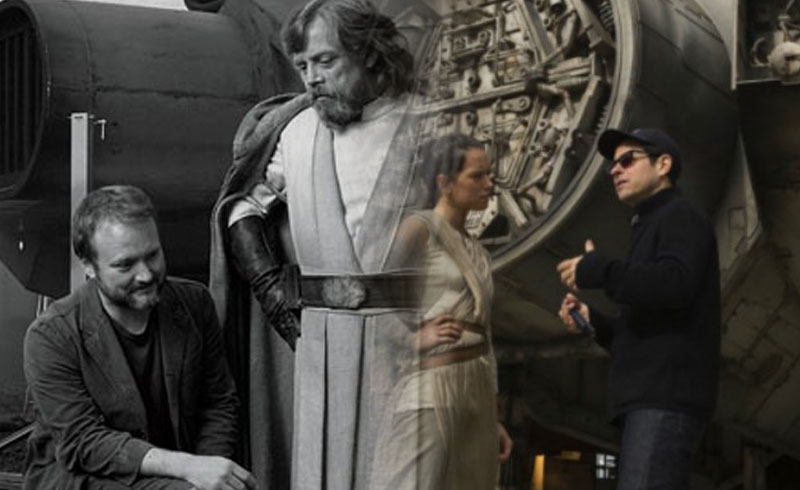 Rian Johnson Actually Inspired J.J. Abrams to be Bolder with Star Wars Episode IX