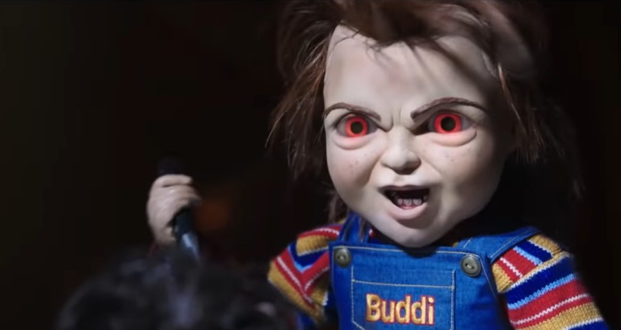 Chucky Comes to Life in BTS Featurette for Child's Play