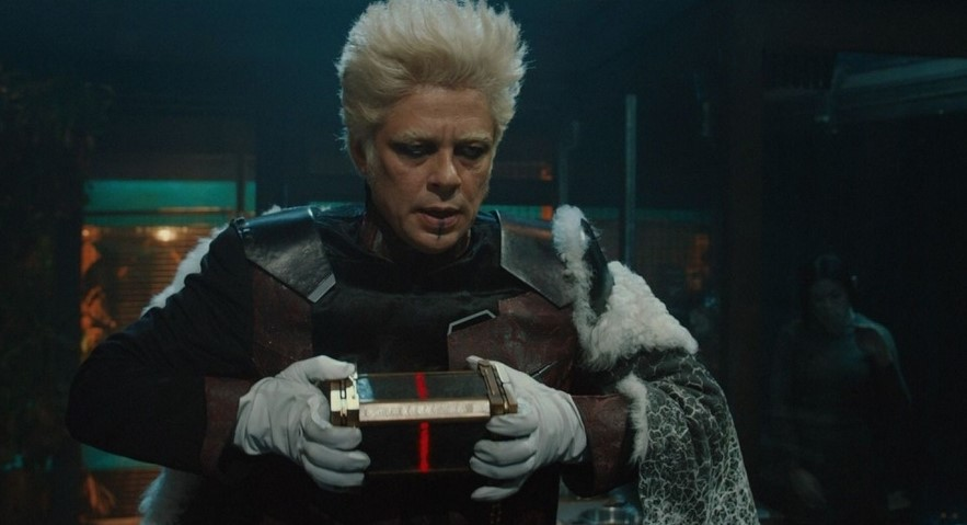 GOTG's Benecio del Toro Being Eyed as the Villain for Suicide Squad 2