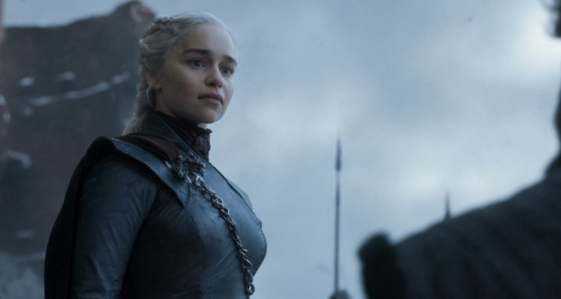 Emilia Clarke on Daenerys' Final Scene in Game of Thrones