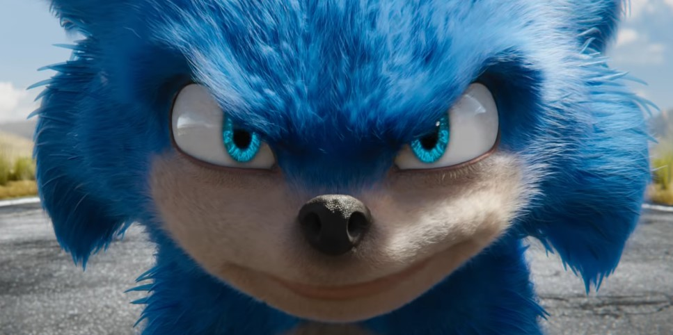 Sonic the Hedgehog: Theater Standee Confirms Sonic's Redesign