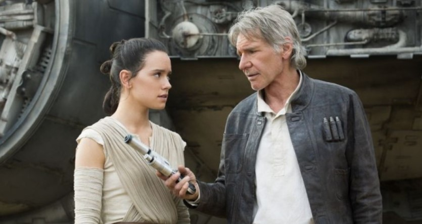 Star Wars: Rumor about Han Solo Being Rey's Father Debunked