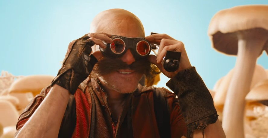 Jim Carrey is Dr. Robotnik in New Sonic the Hedgehog Trailer