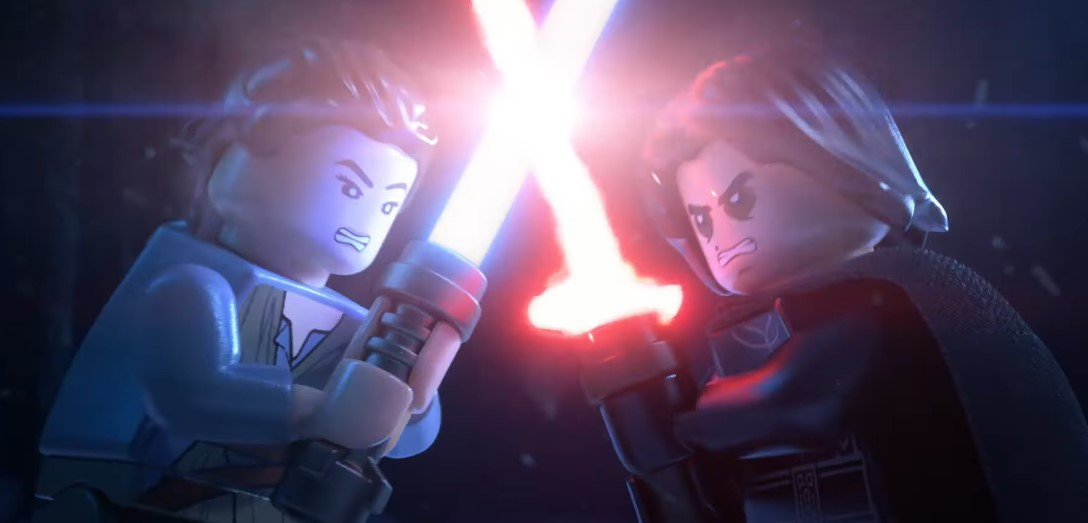 The Skywalker Saga is a Complete Reboot of LEGO Star Wars