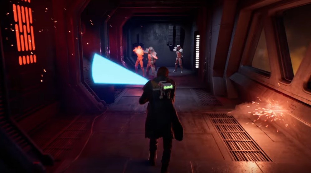 Star Wars Jedi: Fallen Order Gets a Gameplay/Story Trailer