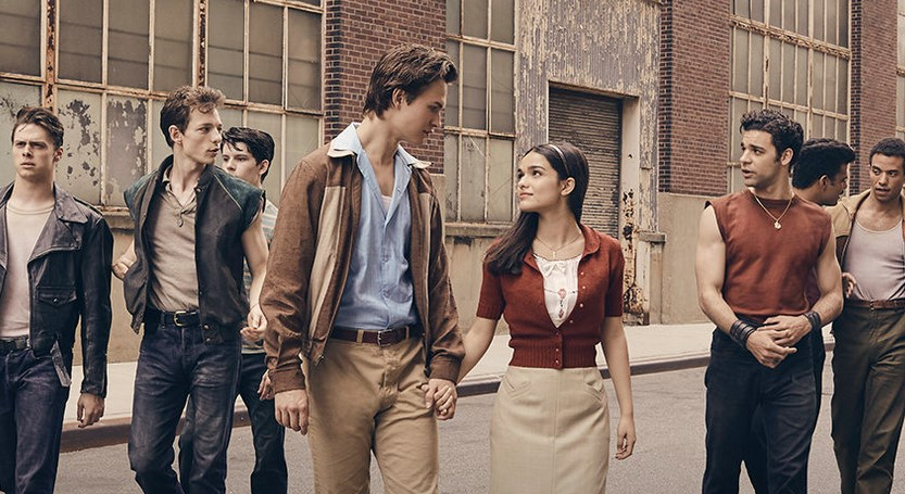 Steven Spielberg's West Side Story has Wrapped Production