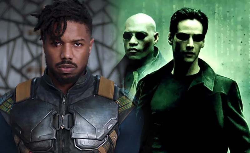 Wachowskis to Direct the Next Matrix Movie Starring Michael B. Jordan