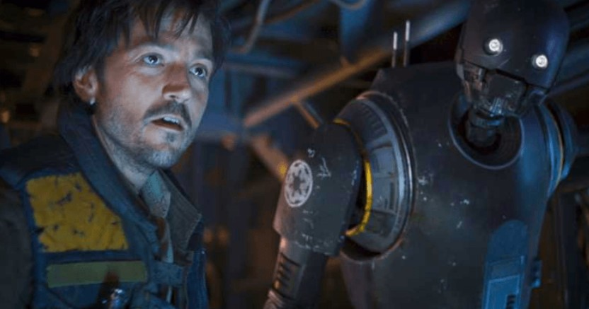 Star Wars: Rogue One's Tony Gilroy Hired to Write and Direct Cassian Andor