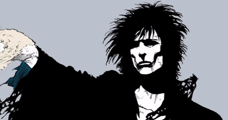 Neil Gaiman Offers Update on Netflix's Sandman Series