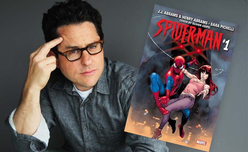 Marvel Announces New Spider-Man Comic with J.J. Abrams