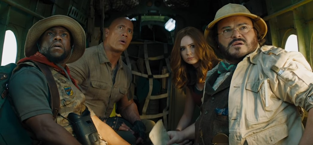 Jumanji: The Next Level Trailer Brings New Players But Familiar Faces