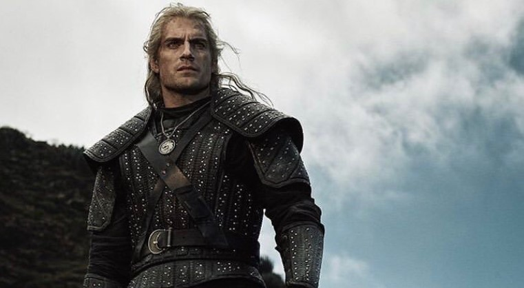 Henry Cavill Shares New Batch of Images for Netflix's The Witcher
