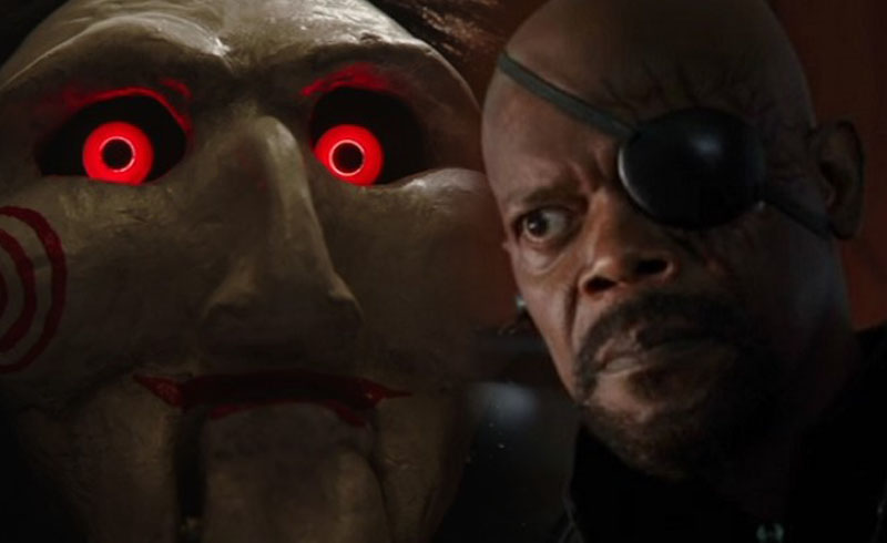 Samuel L. Jackson Joins Chris Rock in the SAW Reboot