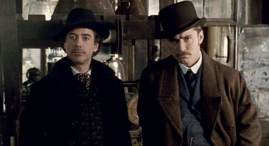 Robert Downey Jr. Wants to Build a Sherlock Holmes Cinematic Universe