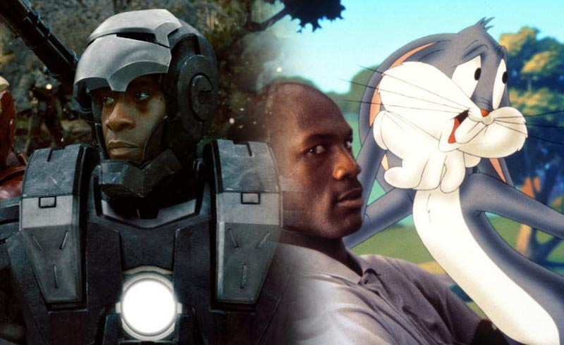 Space Jam 2 Casts War Machine Actor Don Cheadle