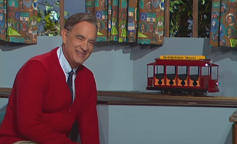 A Beautiful Day in the Neighborhood Trailer Gives Us Tom Hanks as Mr. Rogers