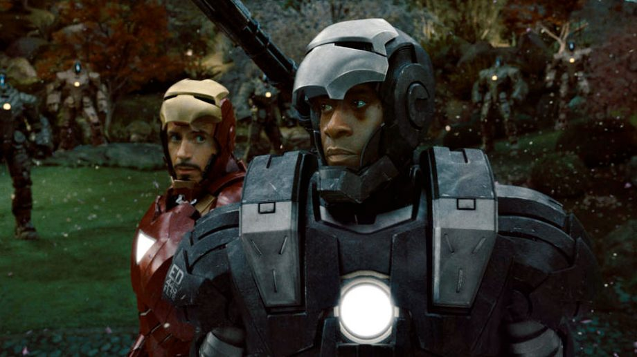 Don Cheadle Confirms He'll be in The Falcon and The Winter Soldier