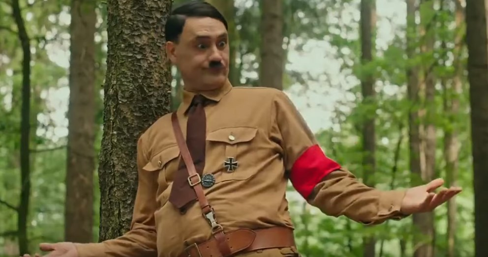 Taika Waititi is an Imaginary Hitler in First Teaser for Jojo Rabbit