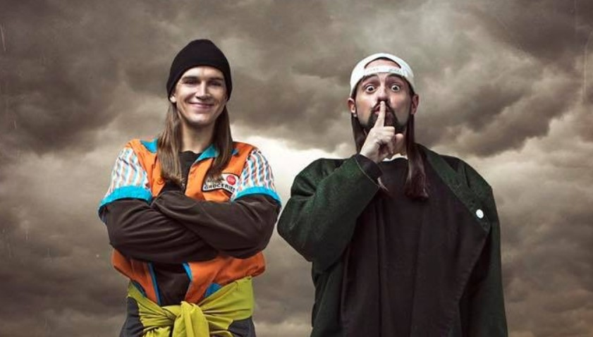 Kevin Smith Teases Trailer for Jay and Silent Bob Reboot at SDCC 2019