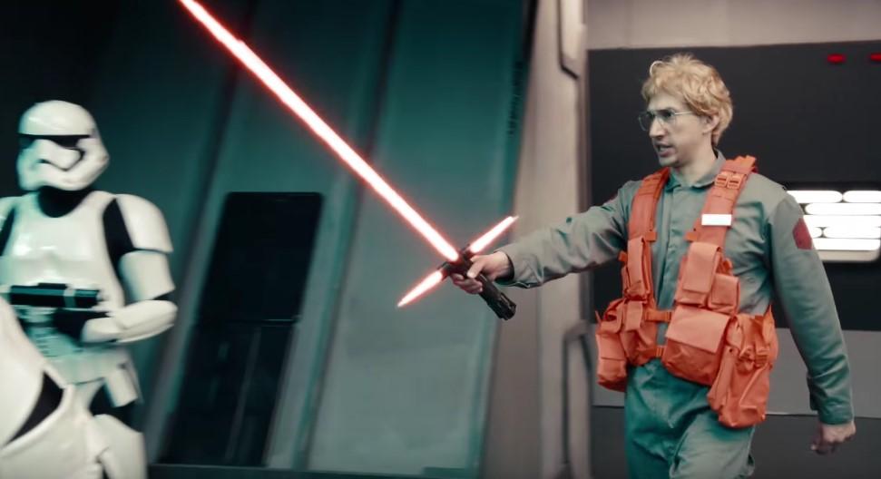Star Wars Resistance 2 Makes the Radar Technician Uniform from SNL Canon