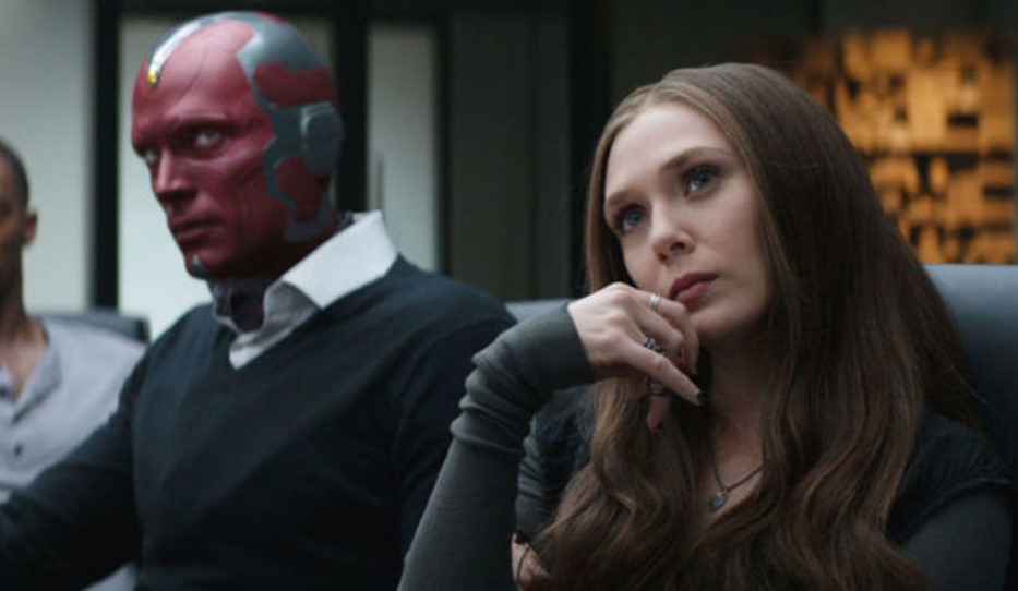 Paul Bettany Calls WandaVision the Oddest Marvel Property